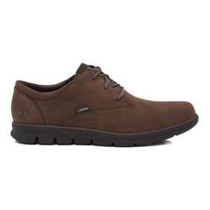 Bradstreet casual brown lace-ups