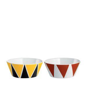 Circus set of 2 dessert bowls