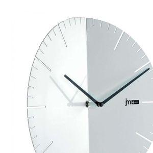 3D effect folded wall clock