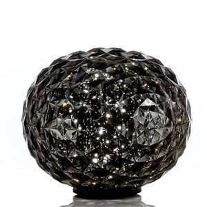 Planet black table lamp