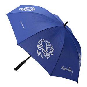 Keith Haring blue angel umbrella