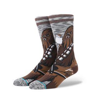Calzetto Chewie Pal con disegno Chewbacca