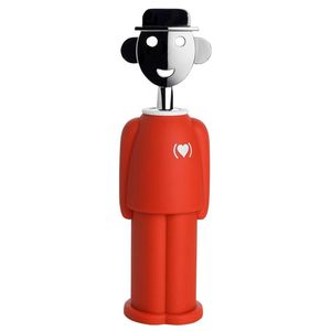 Fight AIDS red corkscrew with