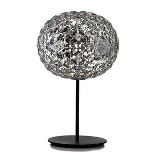 Planet gray table lamp 50 cm