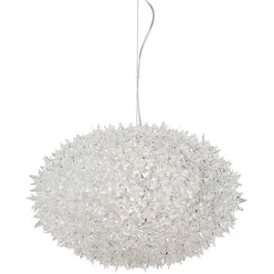 Bloom oval ceiling lamp in color