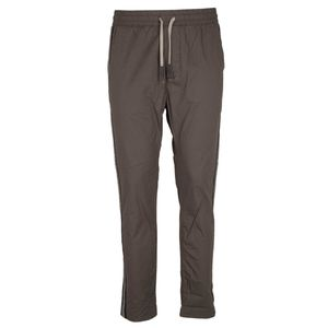 Army Green trousers with side bands and drawstring