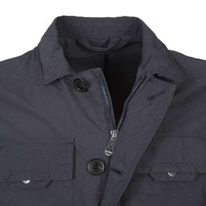 Francis RB jacket with micro pattern