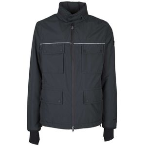 Bright Vespa capsule collection padded jacket
