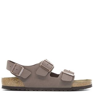 Milano Mocca sandal with straps