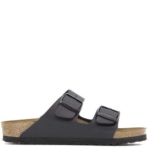 Arizona black sandal with double strap