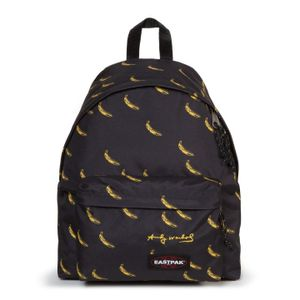 Padded Park'r backpack yellow bananas