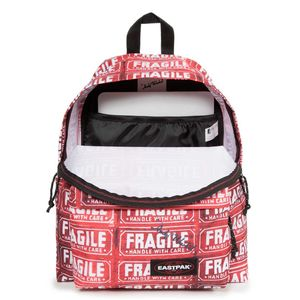Andy Warhol Padded Pak'r red backpack