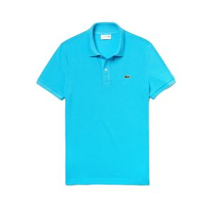 Polo slim fit with logo