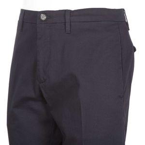 Pantaloni classici 5 tasche in misto cotone