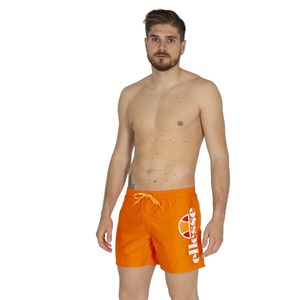 Orange boxer costume with logo