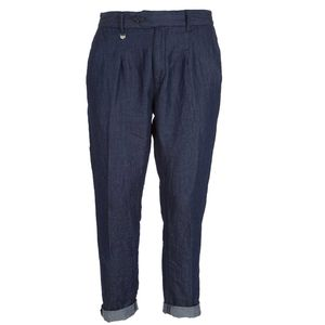 Paul trousers in linen blend