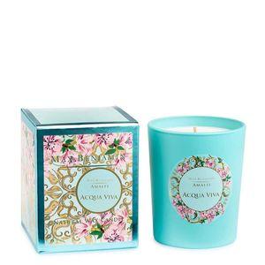 Amalfi Acqua scented candle