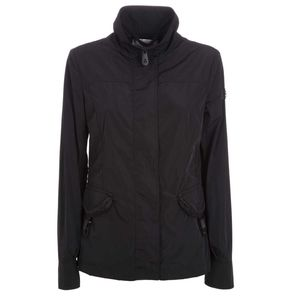 Jacket in polyester taffet√ †