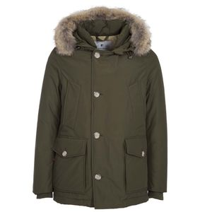 Arctic Anorak parka with fur