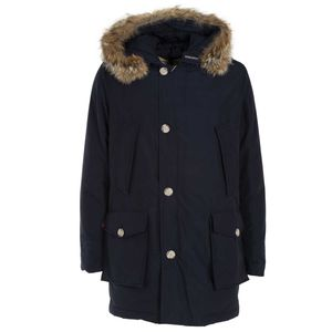 Arctic Df parka with fur