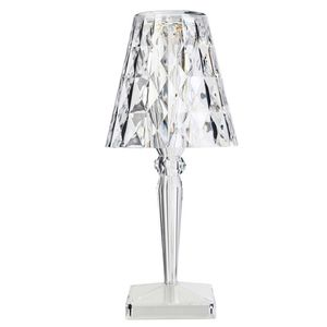 Big Battery crystal lamp