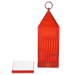 Red LED Lantern lamp