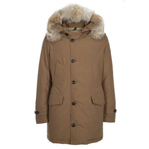Polar water repellent parka