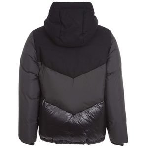 Intarsia Mountain jacket