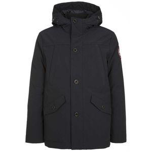 3/4 Hamilton blue jacket