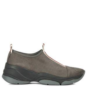 Sneakers Kirya in cuoio scamosciato