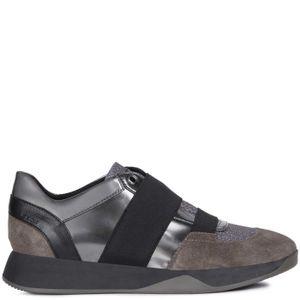 Sneakers slip-on Suzzie grigie