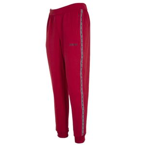 Sports trousers with elastic bottom
