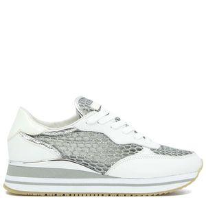 Sneakers Dynamic Runner White Net