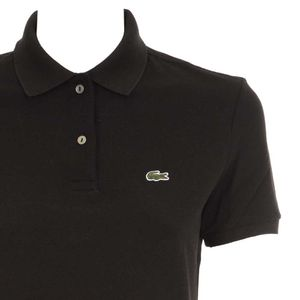 Classic cotton polo shirt with logo