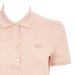 Classic slim fit polo shirt with logo
