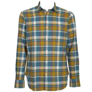 Soft multicolor checked shirt