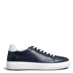 Sneakers con inserti microforati