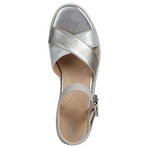 Sandali D Pisa D argentati