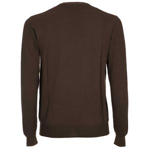 Lightweight cotton crewneck pullover