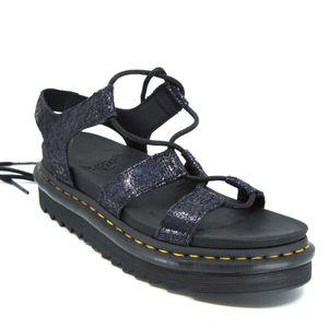Nartilla II Iridescent Carckle Sandal