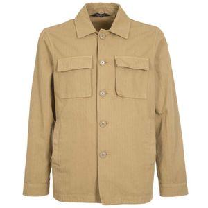 Lightweight cotton and linen jacket