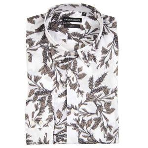 Floral Safari Shirt