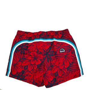 Hawaiian short swimsuit