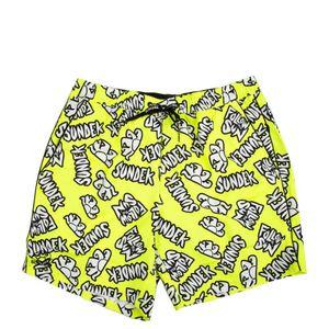 Pop Writing Medium Swimsuit