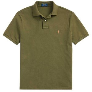 Polo slim fit Defender Green