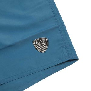 Sea boxer with embossed logo