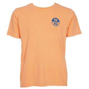 Cotton T-Shirt with round logo