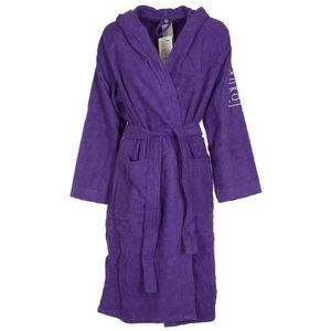 Zeppelin Plus purple bathrobe