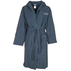 Zeal bathrobe in microfibre