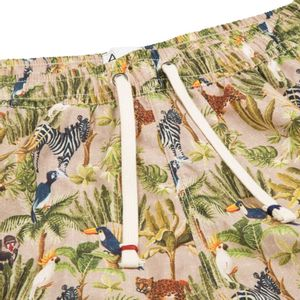 Positano Jungle print costume
